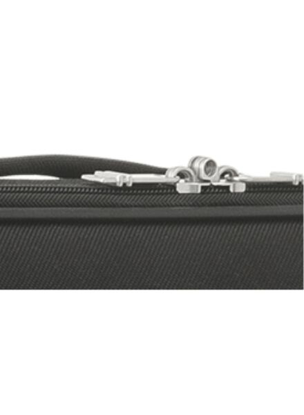 koffer - 73 x 47 x 26 - zwart - 18600253 - HEMA