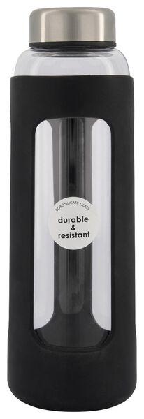 waterfles 450ml borosilicaatglas - 80640004 - HEMA
