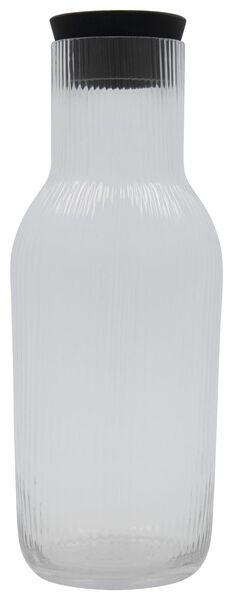 karaf Bergen streep reliëf 1.2L - 9401052 - HEMA