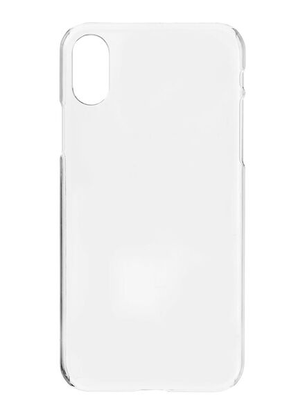 softcase iPhone X - 39655506 - HEMA