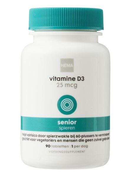 vitamine D3 25 mcg - 11401593 - HEMA