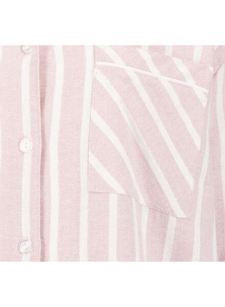 dames nachthemd lichtroze lichtroze - 1000015496 - HEMA