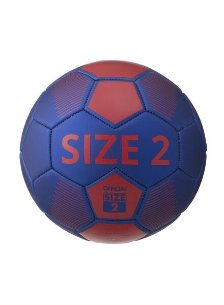 voetbal maat 2 - 34114151 - HEMA