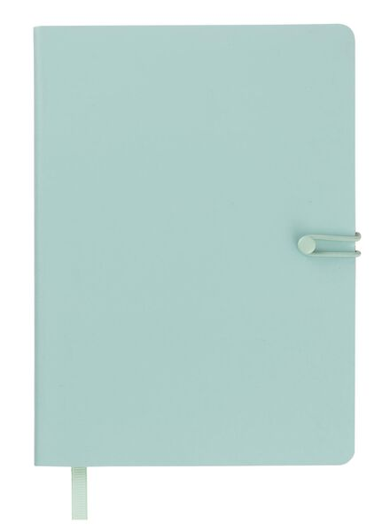 notitieboek A6 gelinieerd - 14101322 - HEMA
