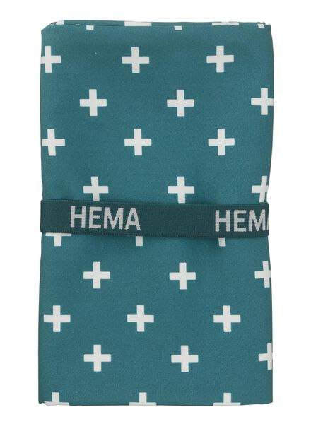handdoek microvezel 70 x 140 cm - 5260005 - HEMA