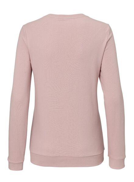 dames sweater lichtroze lichtroze - 1000003103 - HEMA