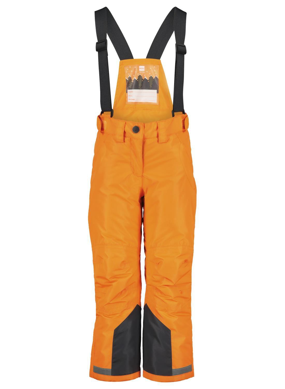 HEMA Kinderskibroek Oranje (oranje)