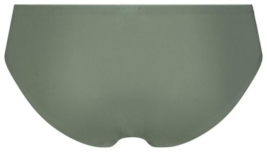 dameshipster second skin micro groen XL - 19623865 - HEMA