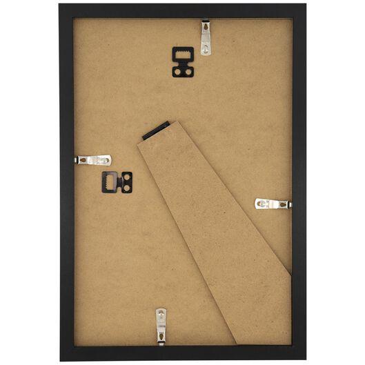 fotolijst hout 10x15 - zwart - 13621026 - HEMA