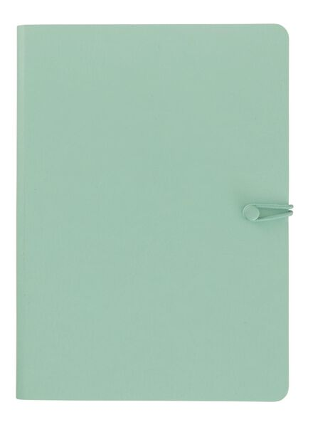 notitieboek 17.8x12.8 gelinieerd - 14122265 - HEMA