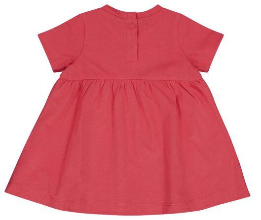 babyjurk roze roze - 1000023554 - HEMA