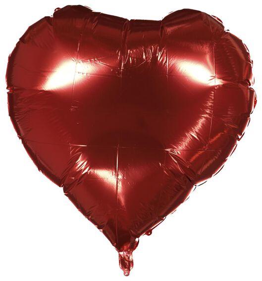folieballon hart XXL - Valentijn - 60800823 - HEMA