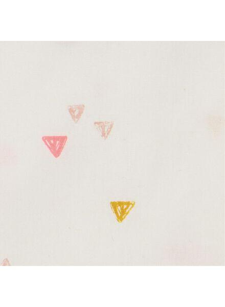 Dagaanbieding - laken wieg 80x100 - roze dagelijkse koopjes