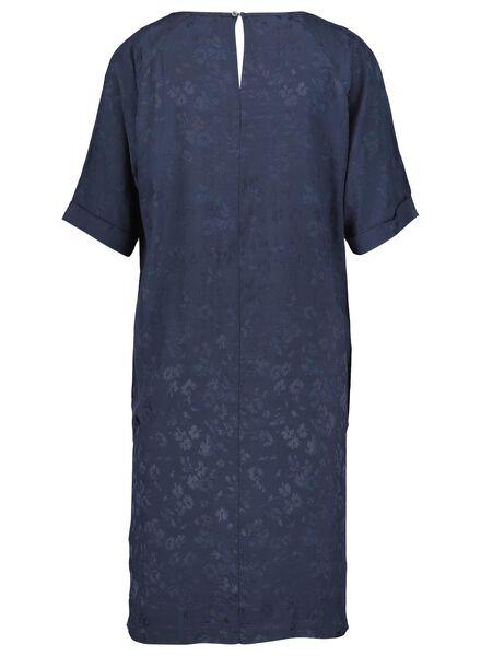 damesjurk donkerblauw donkerblauw - 1000015356 - HEMA