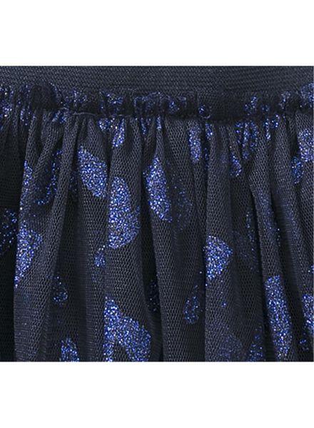 kinderrok donkerblauw donkerblauw - 1000003285 - HEMA