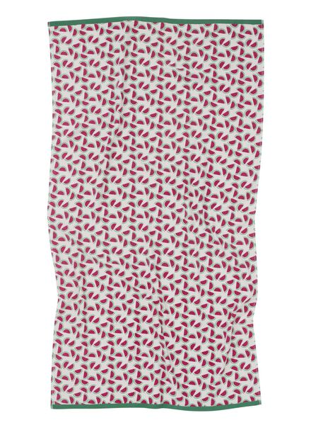 kinder strandlaken 80 x 140 cm - 5210048 - HEMA