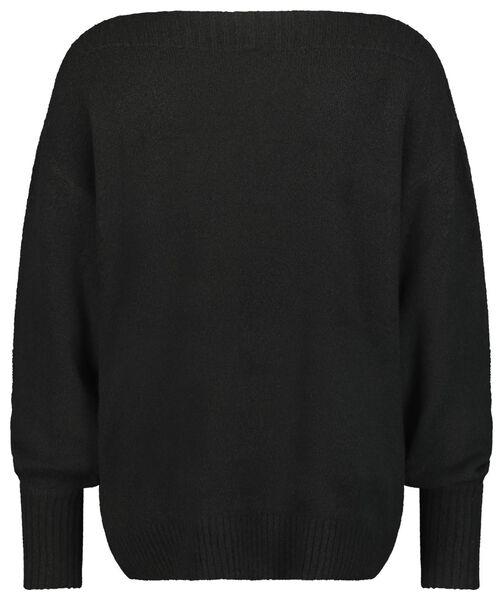 damestrui zwart XL - 36288064 - HEMA
