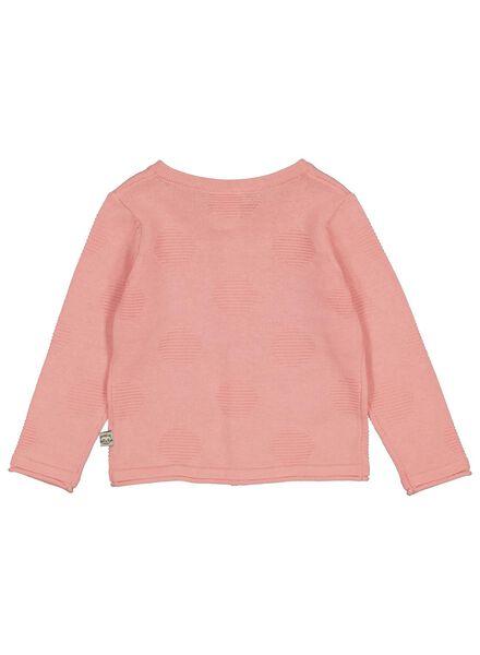 babyvest roze roze - 1000014314 - HEMA