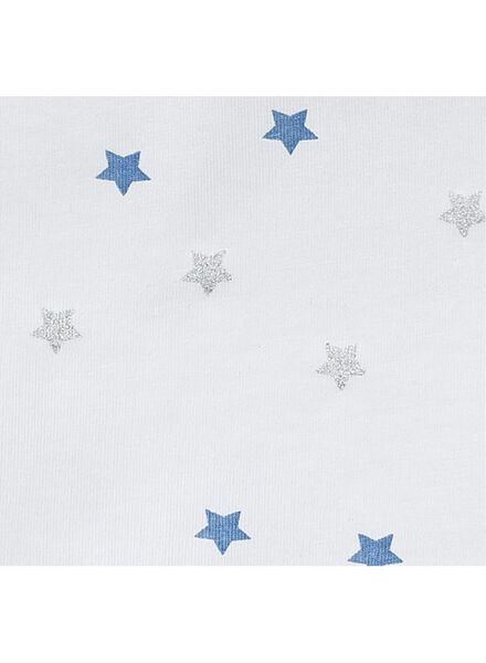 2-pak kinder hemden blauw blauw - 1000015059 - HEMA