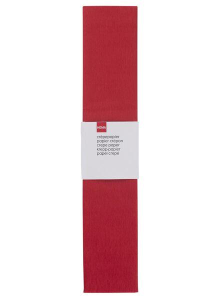 crêpepapier 50 x 250 cm - 15940104 - HEMA