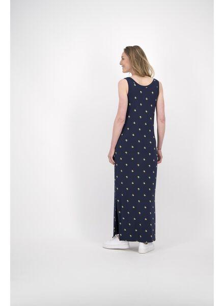 damesjurk donkerblauw donkerblauw - 1000013613 - HEMA