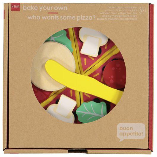 pizza hout Ø17.5 - 15130076 - HEMA