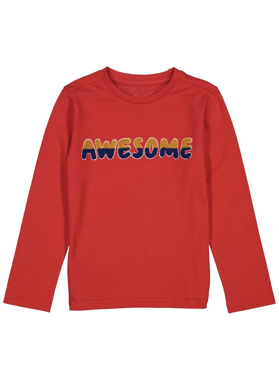 HEMA Kinder T-shirt Rood (rood)