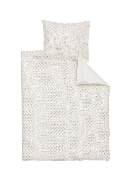 soft cotton peuterdekbedovertrek 120 x 150 cm - 5750098 - HEMA