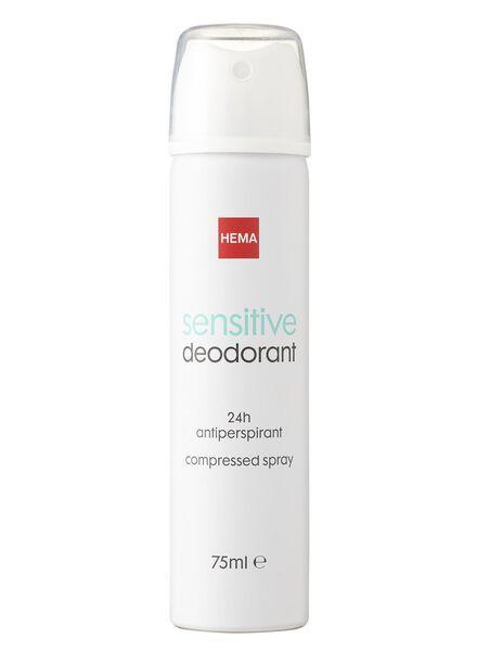 deodorant spray sensitive - 11310245 - HEMA