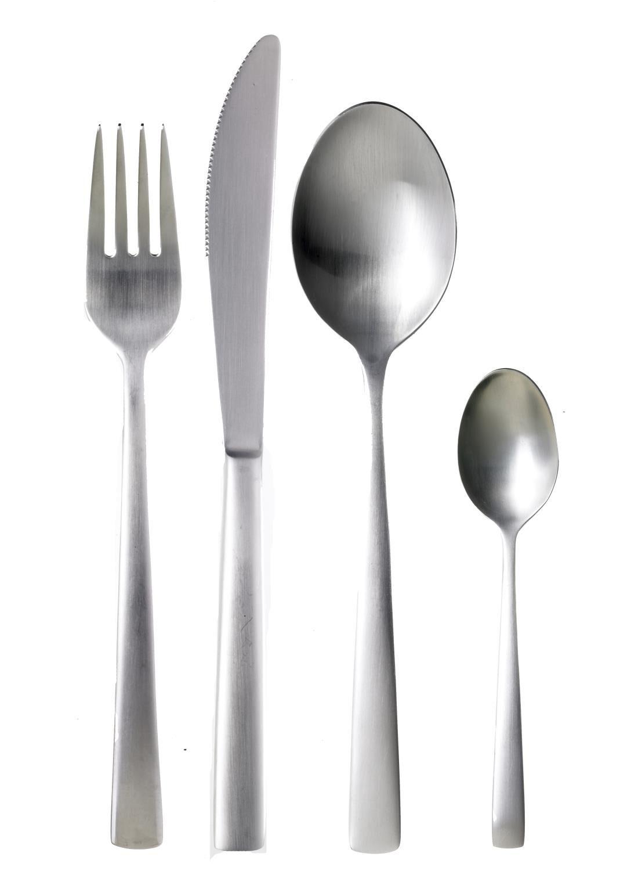 HEMA 16-delige Bestekset Oslo (zilver)