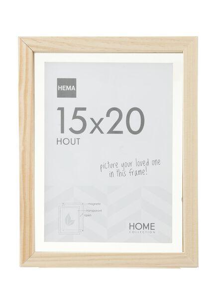 fotolijst 15 x 20 cm - 13605002 - HEMA