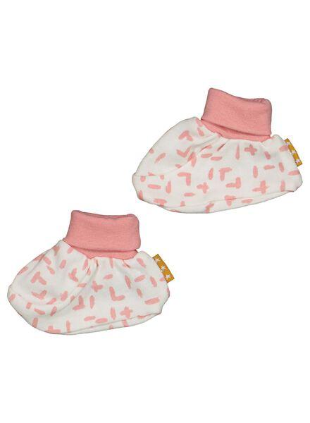 newborn set roze roze - 1000013618 - HEMA