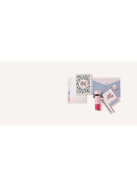 schrijfset Beautynezz - 14940186 - HEMA