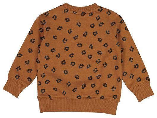 babysweater bruin bruin - 1000021398 - HEMA