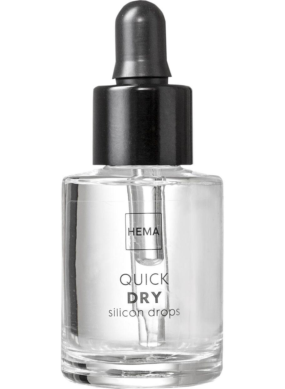 Quick Dry Silicon Drops Hema