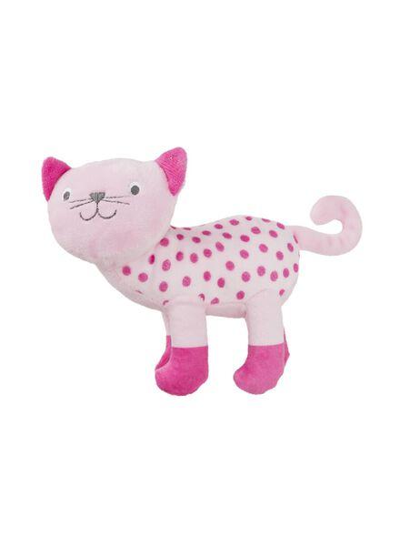 knuffel kat - 15150099 - HEMA
