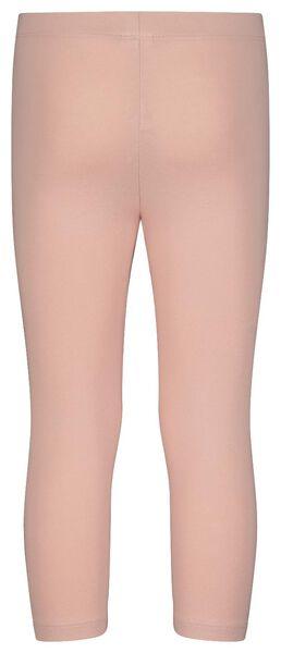 kinderlegging capri roze 110/116 - 30861045 - HEMA