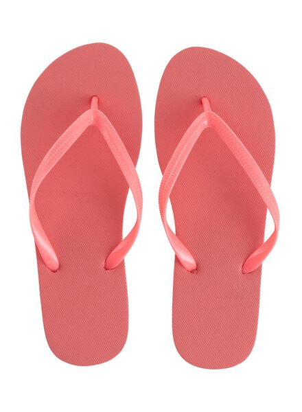 dames teenslippers roze roze - 1000007331 - HEMA
