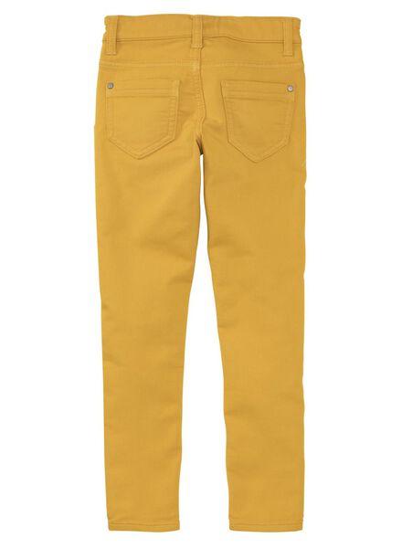 kinder jogdenim geel geel - 1000011404 - HEMA