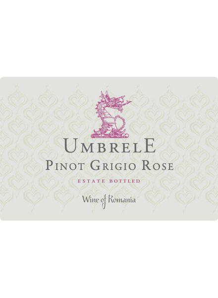umbrele pinot grigio rosé - 0,75 L - 17380045 - HEMA