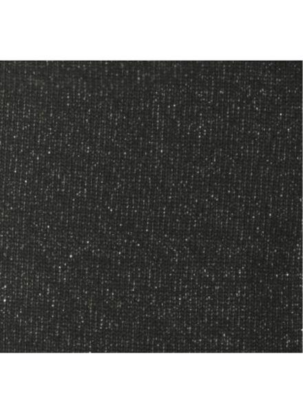 kinderlegging zwart zwart - 1000010743 - HEMA