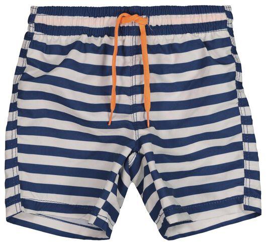 baby zwemshort blauw blauw - 1000018873 - HEMA
