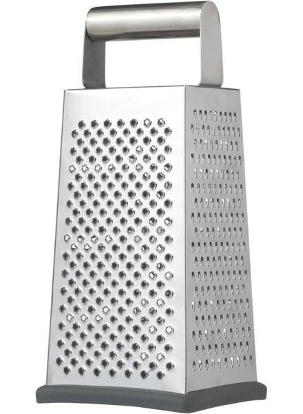 rasp vierkant - 9 x 12 - RVS - 80881059 - HEMA
