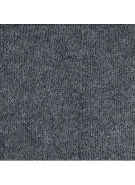 damesvest gebreid donkerblauw donkerblauw - 1000014793 - HEMA