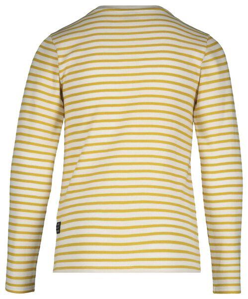 kinder t-shirt geel 98/104 - 30761651 - HEMA