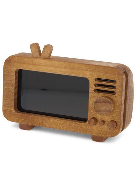 telefoonhouder - retro tv - 60310018 - HEMA