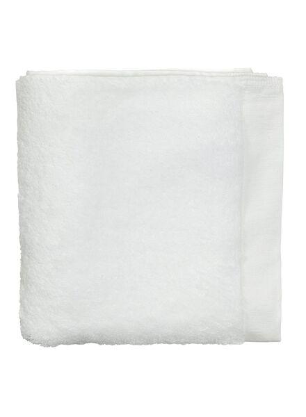 baddoek ultra soft 100 x 50 - wit - 5240070 - HEMA