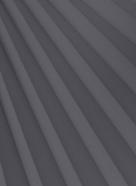 plisségordijn glanzend lichtdoorlatend 20 mm - 7430090 - HEMA