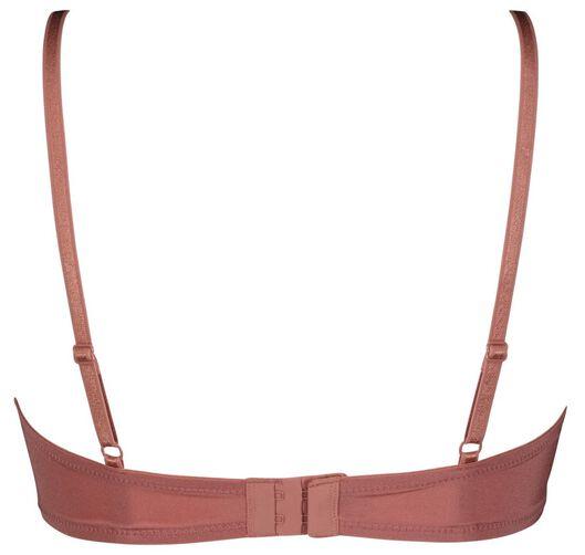 padded bh micro kant roze roze - 1000024171 - HEMA