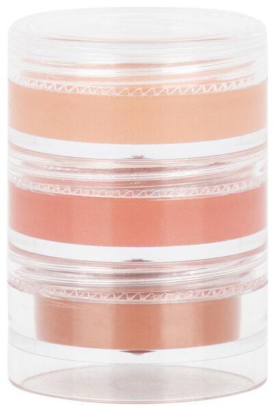 lipcrème stacker nude - 11230012 - HEMA